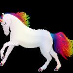 虹色ユニコーン