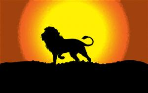 God_lion