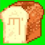 チベット文字入りパン